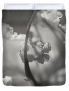 Tenderness Duvet Cover by Laurie Search
