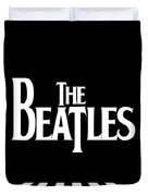 The Beatles No.03 Duvet Cover by Caio Caldas