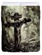 The Beloved Son Duvet Cover by Rachel Christine Nowicki