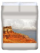 The Condor's Land Duvet Cover by Christine Till