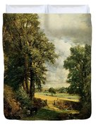 The Cornfield Duvet Cover by John Constable
