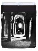 The Crypt Duvet Cover by Simon Marsden