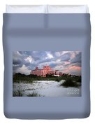 The Don Cesar Duvet Cover by David Lee Thompson