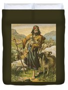 The Good Shepherd Duvet Cover by English School