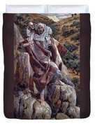 The Good Shepherd Duvet Cover by Tissot