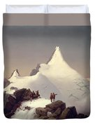 The Great Bellringer Duvet Cover by Marcus Pernhart