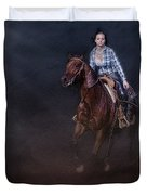 The Great Escape Duvet Cover by Susan Candelario