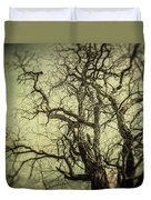 The Haunted Tree Duvet Cover by Lisa Russo