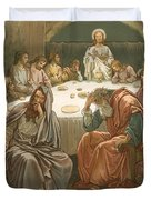 The Last Supper Duvet Cover by John Lawson