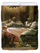The Last Supper Duvet Cover by Tissot