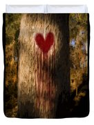 The Lonely Tree Duvet Cover by Jorgo Photography - Wall Art Gallery