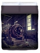The Machine Duvet Cover by Everet Regal