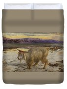 The Scapegoat Duvet Cover by William Holman Hunt
