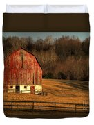 The Simple Life Duvet Cover by Lois Bryan