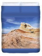 The Swirl Duvet Cover by Chad Dutson