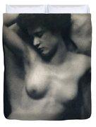 The Torso Duvet Cover by White and Stieglitz