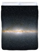 This Panoramic View Encompasses Duvet Cover by Stocktrek Images