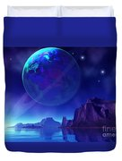 Tranta 3 Duvet Cover by Corey Ford