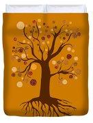 Tree Duvet Cover by Frank Tschakert