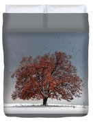 Tree Of Life Duvet Cover by Evgeni Dinev
