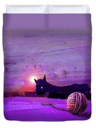 Unravelling Duvet Cover by Miki De Goodaboom