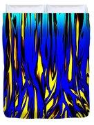 Untitled 7-21-09 Duvet Cover by David Lane