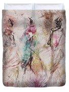 Untitled Duvet Cover by Ikahl Beckford