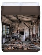 Victorian Locksmith Duvet Cover by Adrian Evans