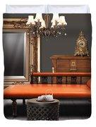 vintage furnitures Duvet Cover by ATIKETTA SANGASAENG