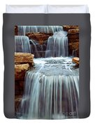 Waterfall Duvet Cover by Elena Elisseeva