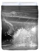 Wave Duvet Cover by Charles Harden