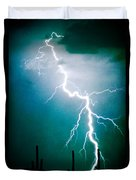 Way To Close For Comfort Duvet Cover by James BO  Insogna
