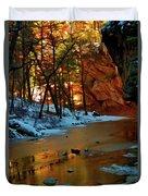 West Fork 07-044 Duvet Cover by Scott McAllister