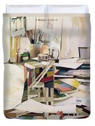 Wind Of Change Duvet Cover by Jeremy Annett