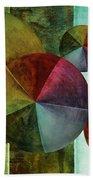 5 Wind Worlds Bath Sheet by Angelina Vick