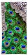 Folded Wings Bath Sheet by Angelina Vick