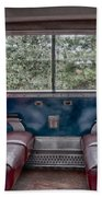 Trans Siberian Express Hand Towel by Trever Miller
