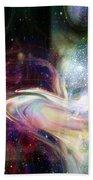 Soul Vibes Bath Sheet by Linda Sannuti