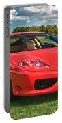 2001 Ferrari 360 Modena Portable Battery Charger by Sebastian Musial