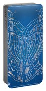 Corset Patent Series 1905 French Portable Battery Charger by Nikki Marie Smith