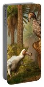 Dodo Hide N Seek Portable Battery Charger by Daniel Eskridge