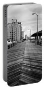 The Boardwalk Portable Battery Charger by Linda Sannuti