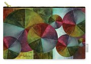5 Wind Worlds Carry-all Pouch by Angelina Vick