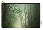 Along The Path Carry-all Pouch by Svetlana Sewell