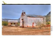 Cowboy Church Carry-all Pouch by Tap On Photo