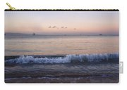 First Light On Ma'alaea Bay Carry-all Pouch by Trever Miller