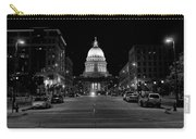 Madison Wi Capitol Dome Carry-all Pouch by Trever Miller