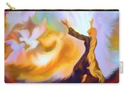 Praise Him Carry-all Pouch by Susanna  Katherine
