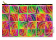 Rainbow Bliss 3 - Over The Rainbow H Carry-all Pouch by Andee Design
