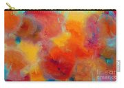 Rainbow Passion - Abstract - Digital Painting Carry-all Pouch by Andee Design
